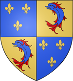 blason dauphiné france