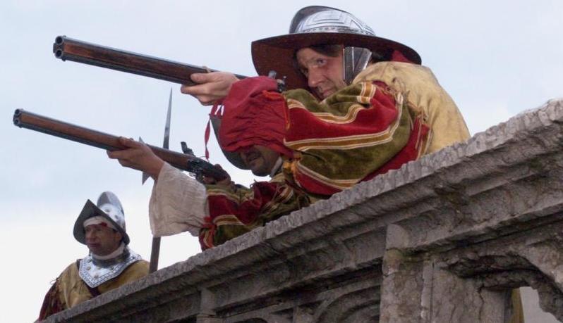 embuscade huguenots