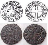 monnaie archevêque embrun 2 Raymond IV Roubaud (1319 - 1323)