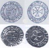 monnaie archevêque 3 Michel-Etienne de Perellos (1379 - 1427)