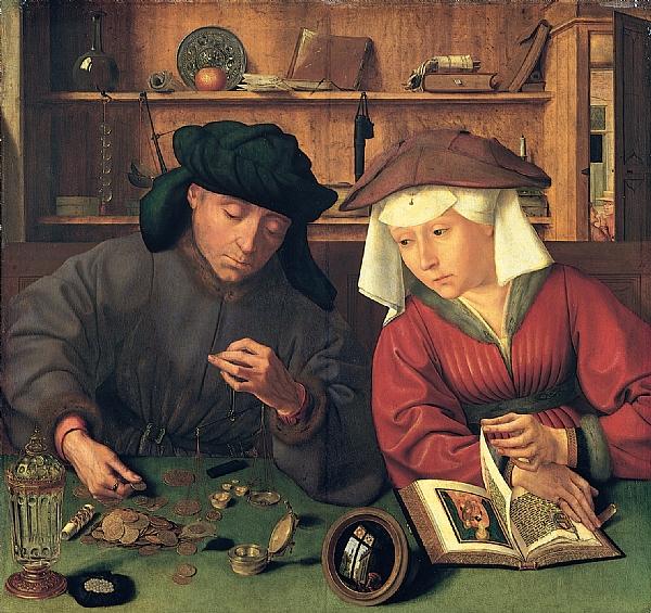 preteurs argent moyen âge