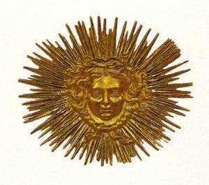 soleil louis XIV